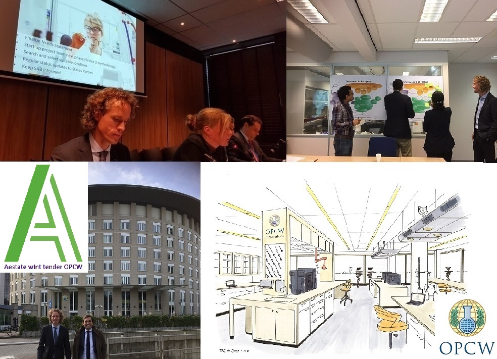 OPCW collage