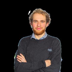 Victor Roos marketing online communicatie transparante