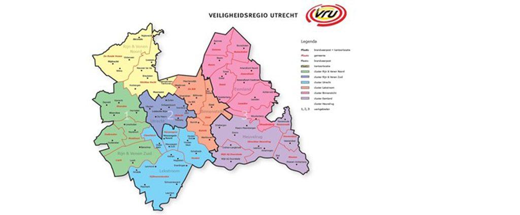 Veiligheidsregio Utrecht; Specificeren en Aanbesteden